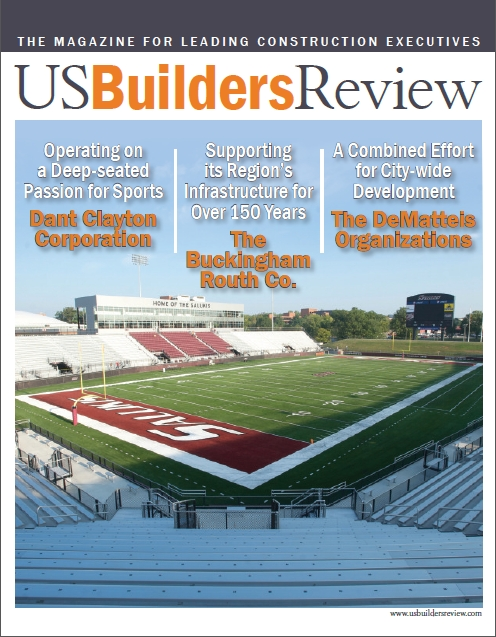 US Builder's Review Cover